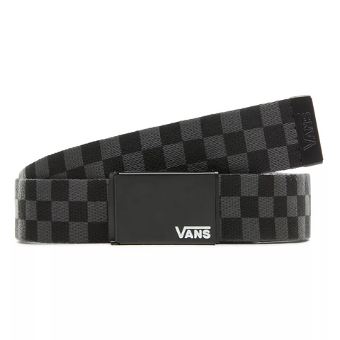DEPPSTER II WEB BELT BLACK/CHARCOAL