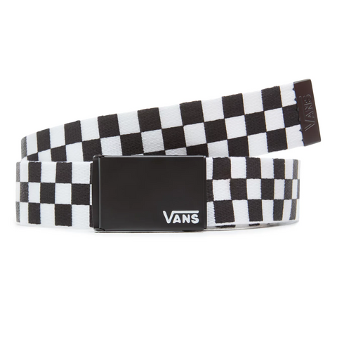 DEPPSTER II WEB BELT BLACK/WHITE