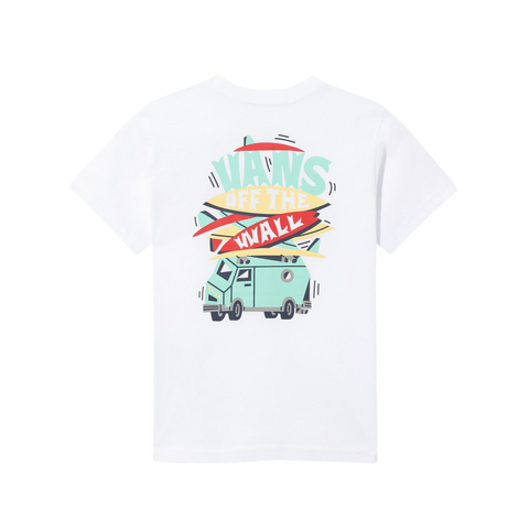 KIDS BOARDED UP TEE