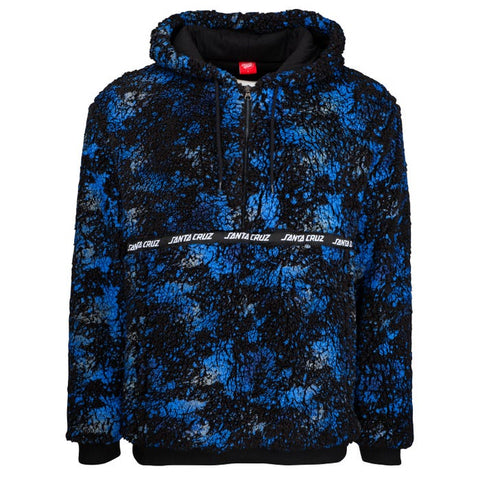 ARCTOS JACKET BLACK/BLUE