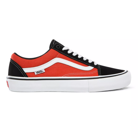 OLD SKOOL PRO BLACK/ORANGE