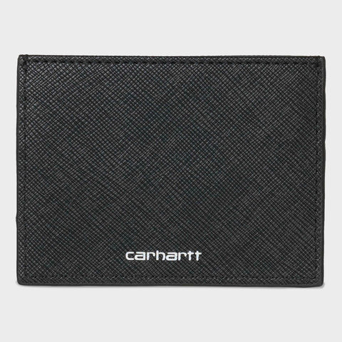 BLACK COATED CARD HOLDER