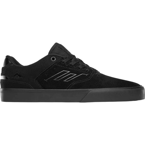 THE REYNOLDS LOW VULC BLACK RAW