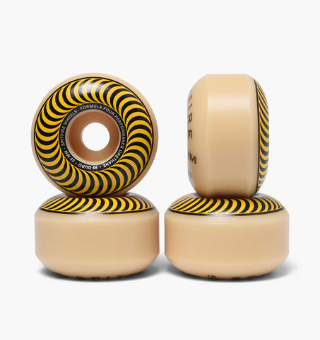 FORMULA FOUR CLASSIC YELLOW 55MM