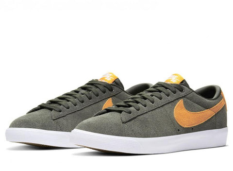BLAZER LOW GT SEQUOIA/KUMQUAT WHITE
