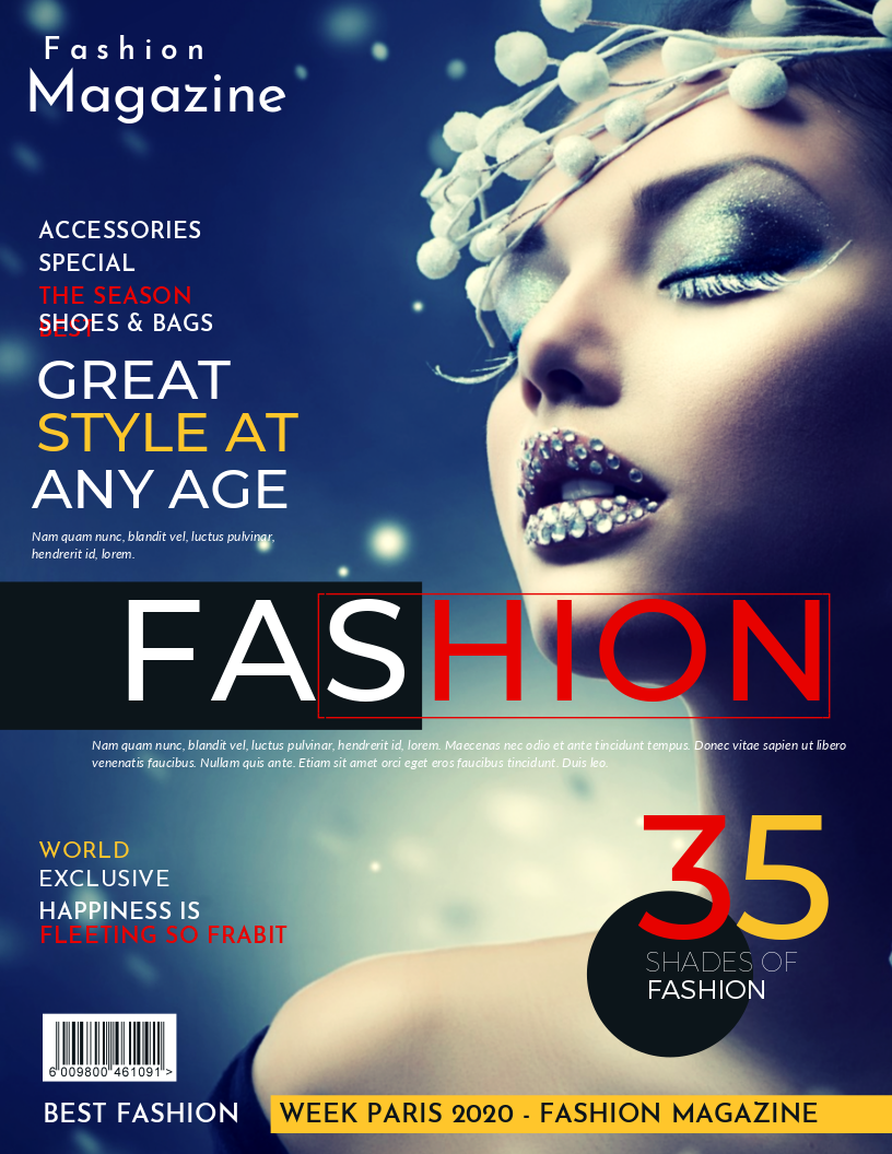 Premium Press Release - FASHION PLUS