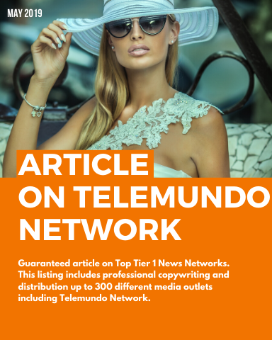 NYDigital.io - Press Release - Article on Telemundo Network