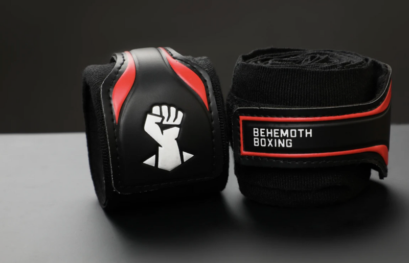 black handwraps