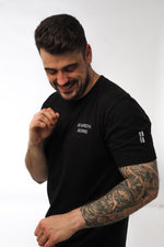 Technician Tee - Black - Behemoth Boxing