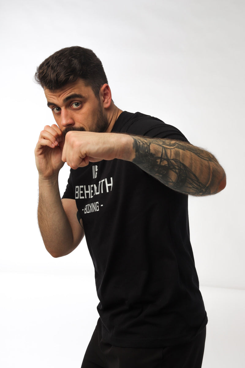 Original Tee - Black - Behemoth Boxing