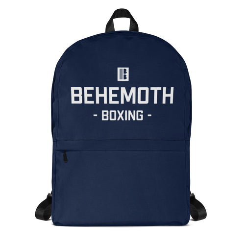 Glove Bag - Navy - Behemoth Boxing