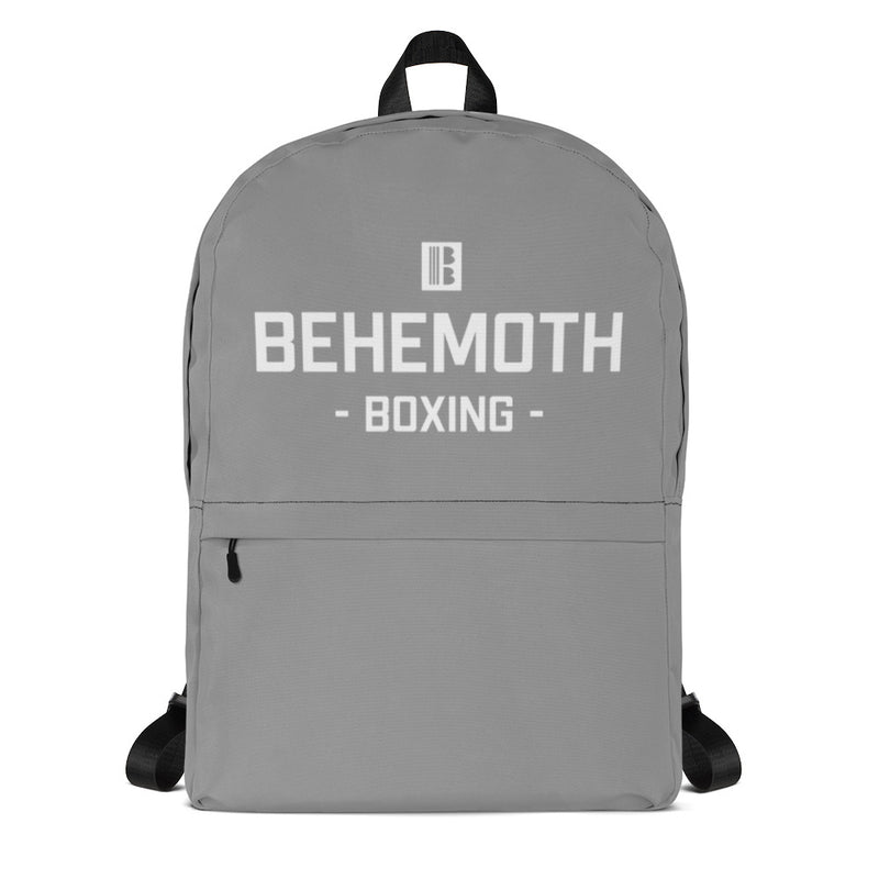 Glove Bag - Grey - Behemoth Boxing