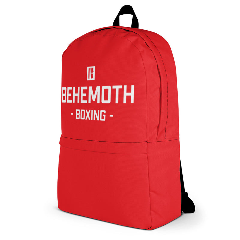 Glove Bag - Red - Behemoth Boxing