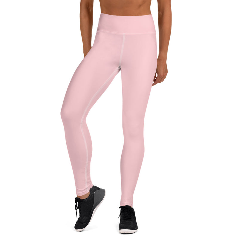 Women's Leggings - Pink - Behemoth Boxing
