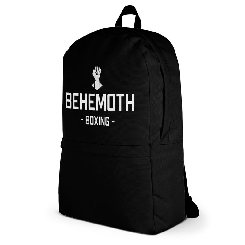 Glove Bag - Black - Behemoth Boxing