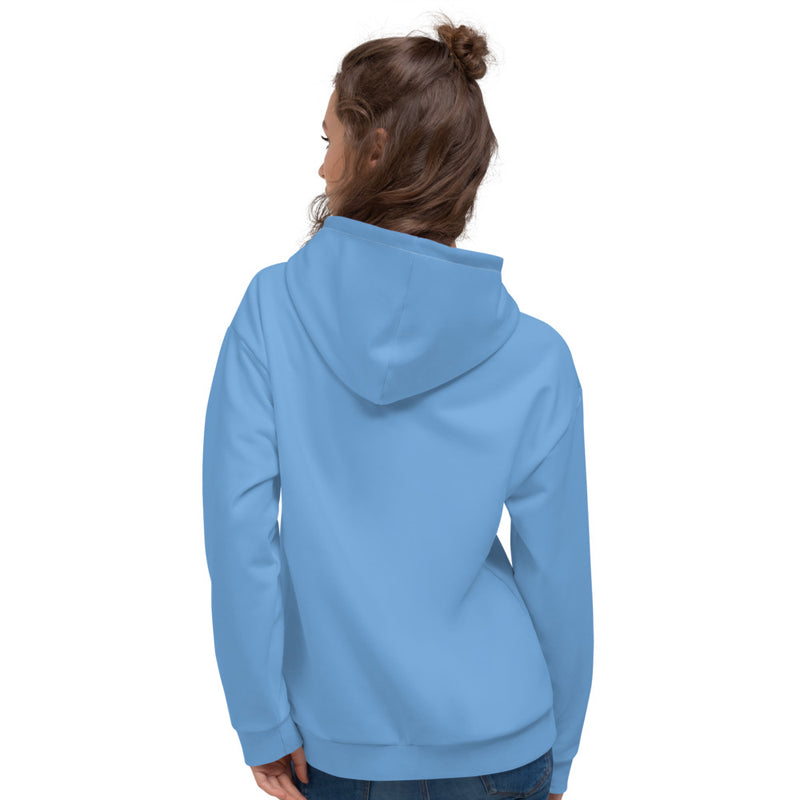 Behemoth Boxing Tracksuit Hoodie - Blue - Behemoth Boxing
