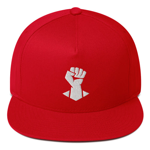 Snapback - Red with White - Behemoth Boxing