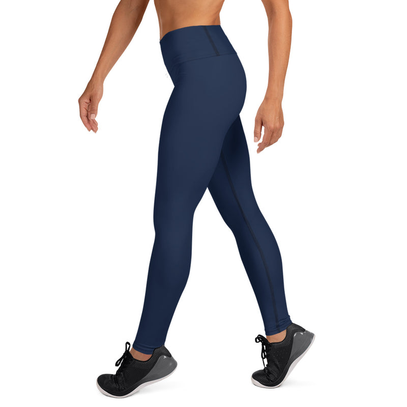 Women's Leggings - Navy - Behemoth Boxing