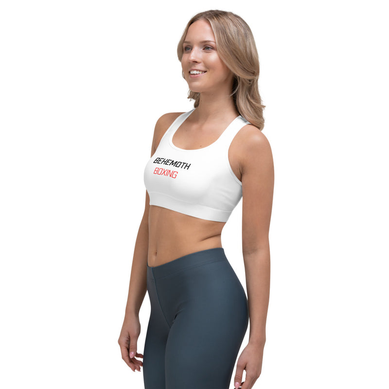 Behemoth Boxing Sports Bra - Behemoth Boxing