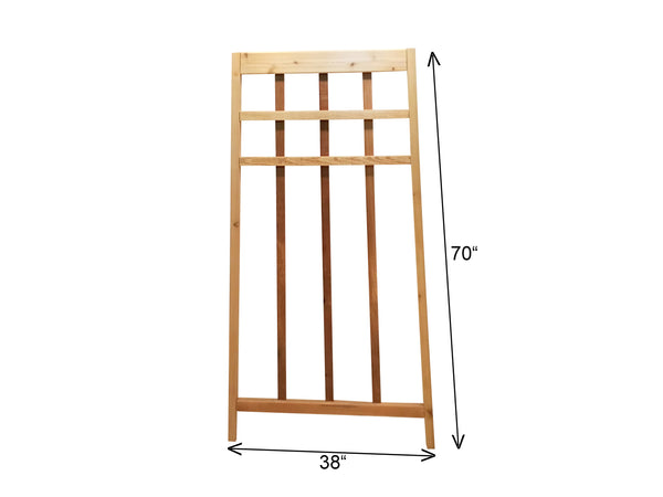 "SALE!  6' Cedar Trellis, 38"" Wide 