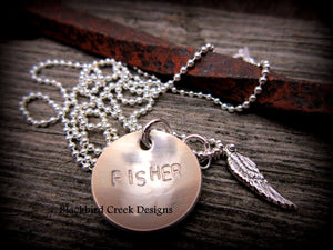 Memorial Necklace