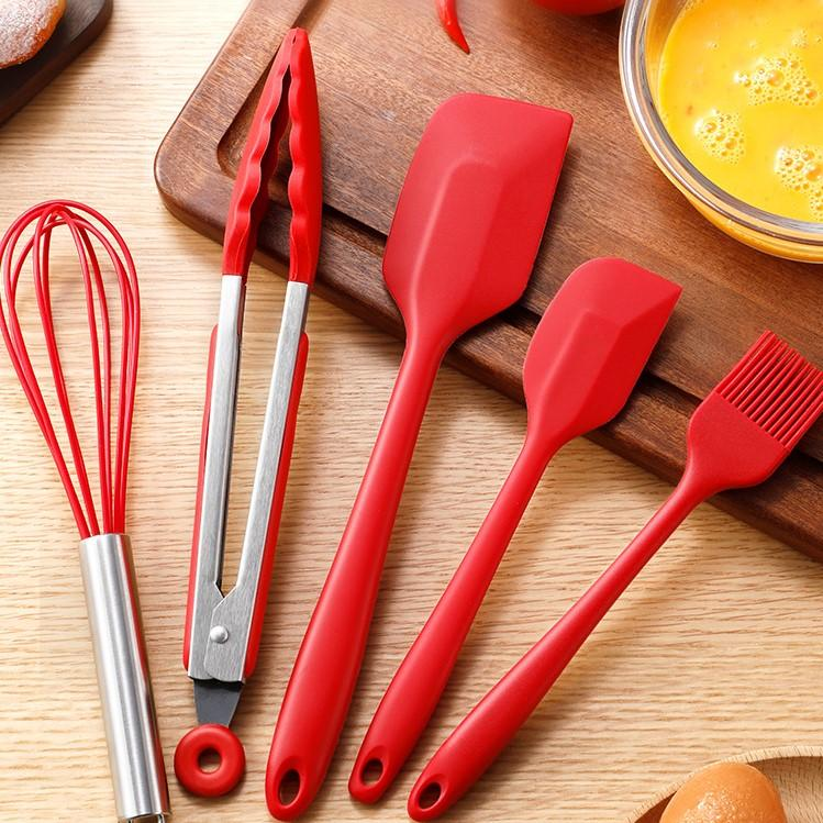 Red Passion Baking Tool Set HGHOM