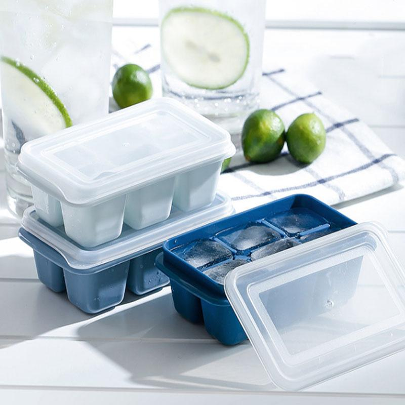 3 Pcs Grid Ice Tray - HGHOM