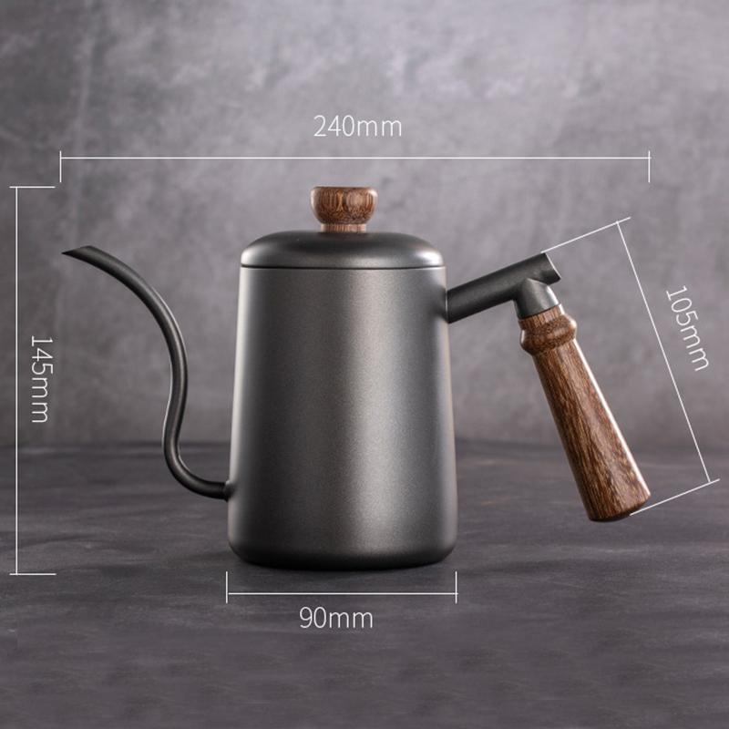"""Awn"" Pour Over Coffee Kettle - HGHOM"