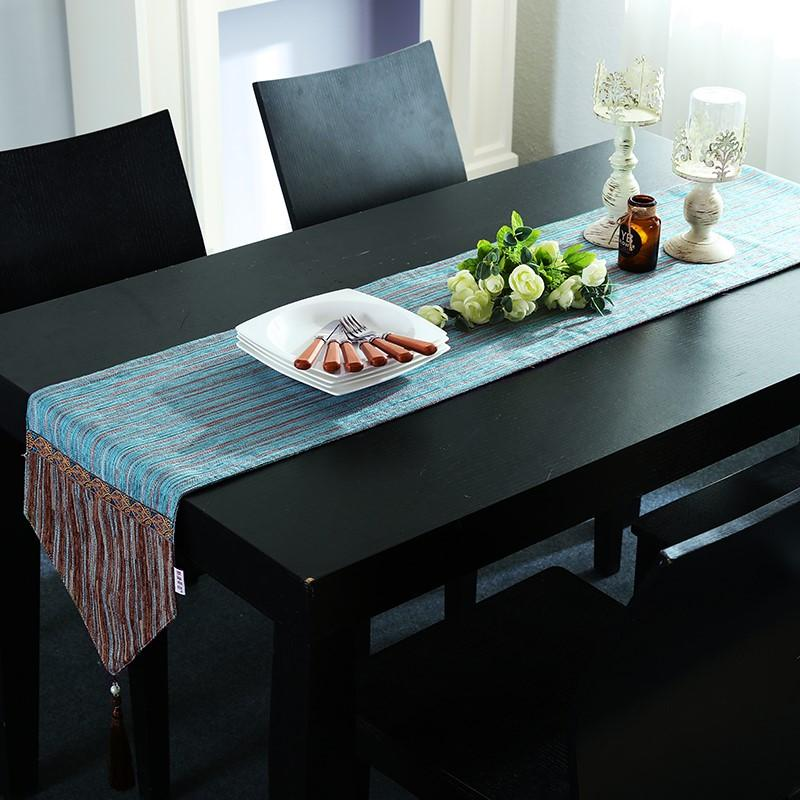 Chenille Table Runner - HGHOM