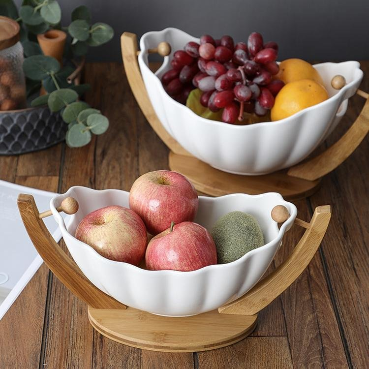 """Cradle"" Fruit Bowl - HGHOM"