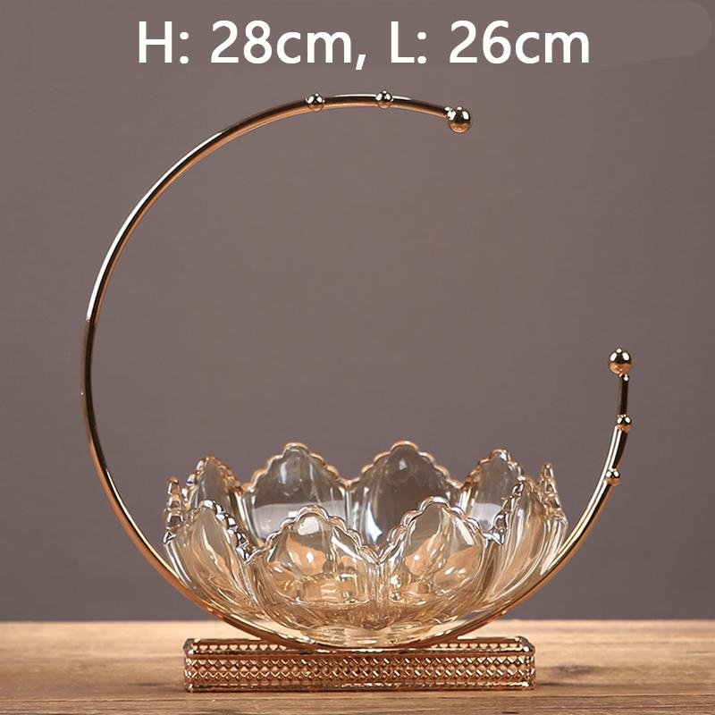 Glass Fruitbowl - HGHOM