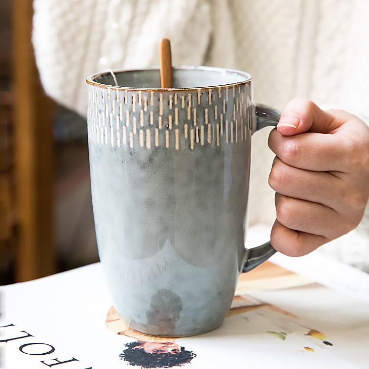 Mist Mugs HGHOM Gray