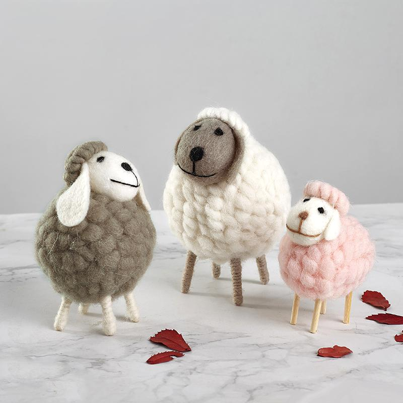 Plush Sheep HGHOM