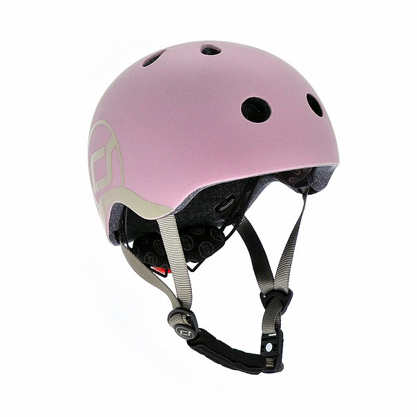 Scoot & Ride Helm XXS-S - Rose