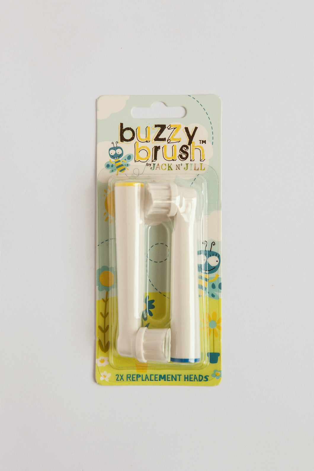 Jack N' Jill Buzzy Replacement Brushes Buzzy Brush