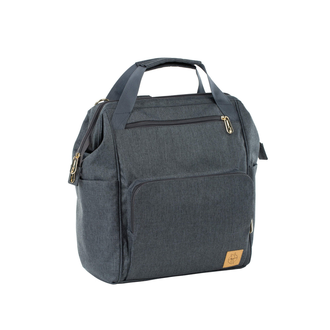 Lassig - GLA Goldie Backpack Antraciet