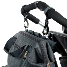 Afbeelding in Gallery-weergave laden, Lassig - GLA Goldie Backpack Antraciet