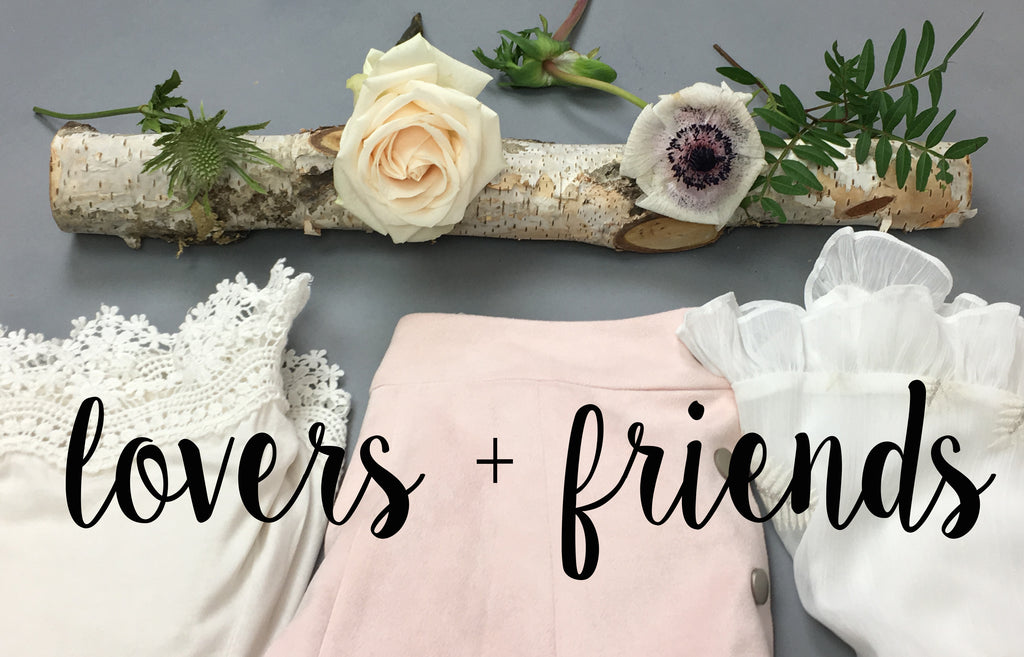 New Spring Arrivals from Lovers & Friends