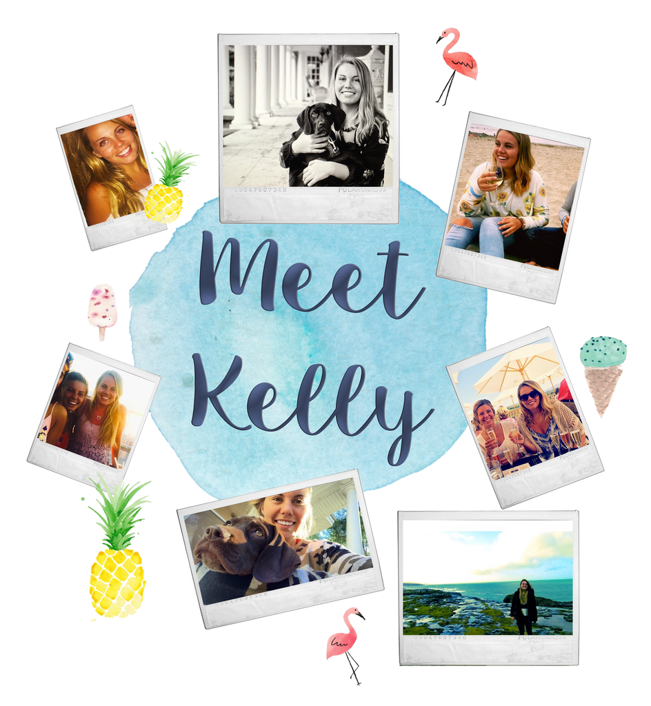 Waterlily Wednesday - Meet Kelly!