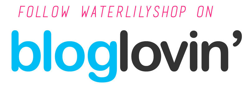 waterlilyshop on blogloving