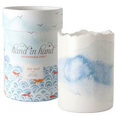 Hand in Hand Sea Salt Candle