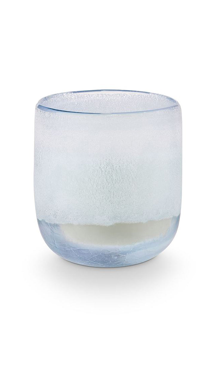 Medium Mojave Glass Candle