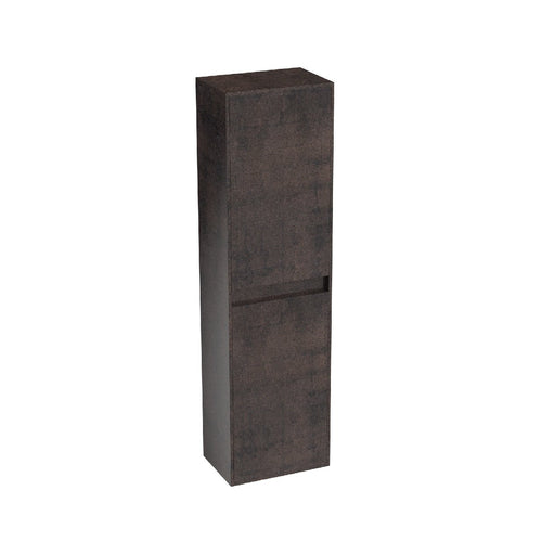 Side Cabinet Hera35120sc-bs Brown Stone - SaniQUO | The Concept Store For Your Bathroom