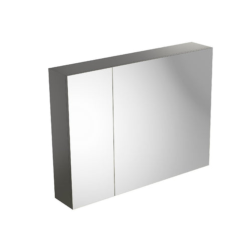 Mirror Cabinet Hera8060mc-g Graphite - SaniQUO | The Concept Store For Your Bathroom