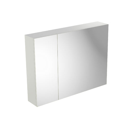 Mirror Cabinet Hera8060mc-b Blanco - SaniQUO