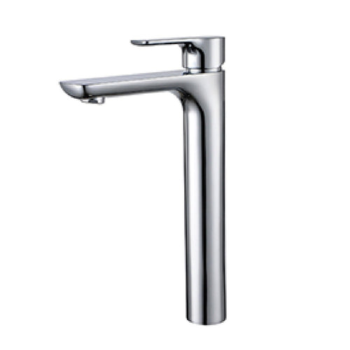 Tall Basin Mixer Ansel 1020003 (f11066cp-2) - SaniQUO | The Concept Store For Your Bathroom