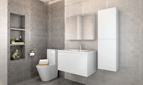Mix And Match Hebe 80 Series - SaniQUO | The Concept Store For Your Bathroom