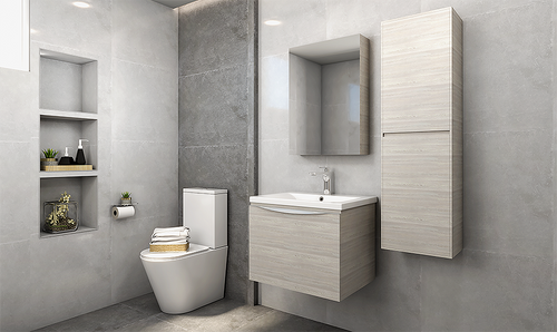 Mix And Match Nature 60 Series - SaniQUO | The Concept Store For Your Bathroom