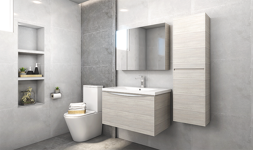 Mix And Match Nature 80 Series - SaniQUO | The Concept Store For Your Bathroom