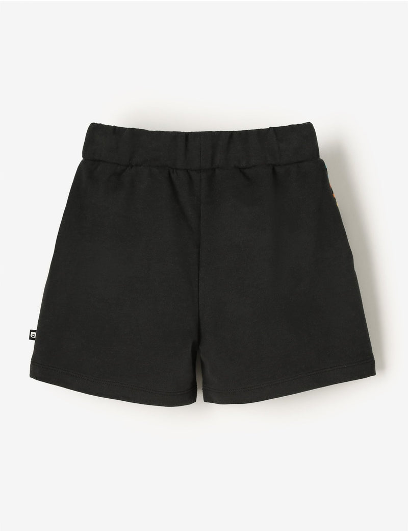 Bermuda Shorts - Black Ink - The QT